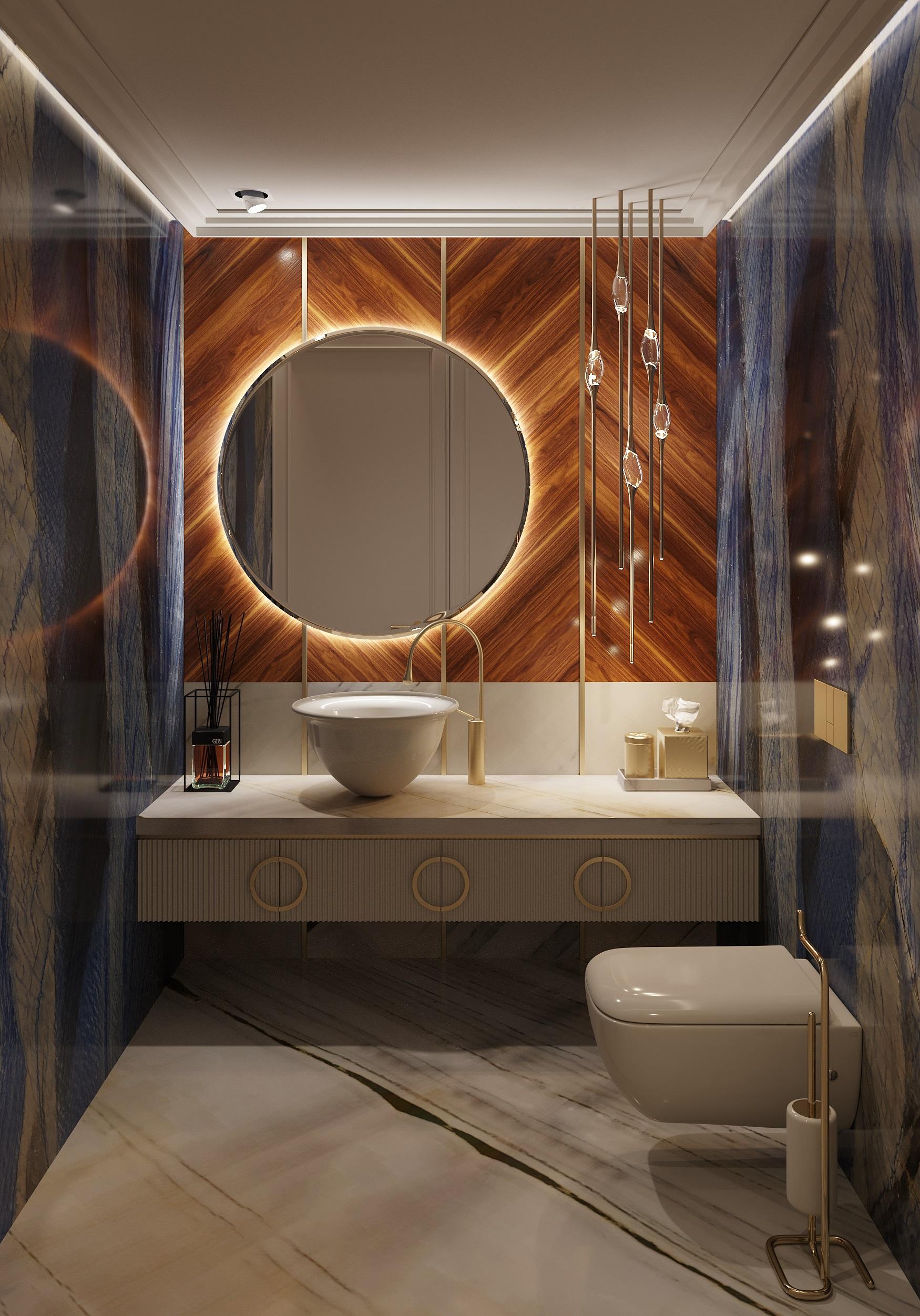Bathroom - Tel Aviv