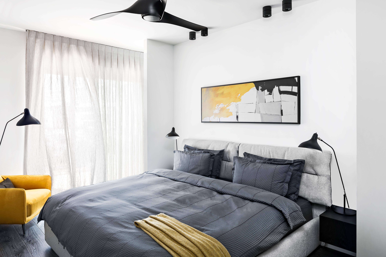 Bedroom - Tel Aviv