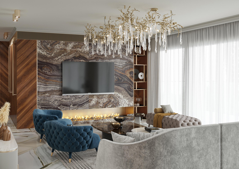 Living room - Tel Aviv