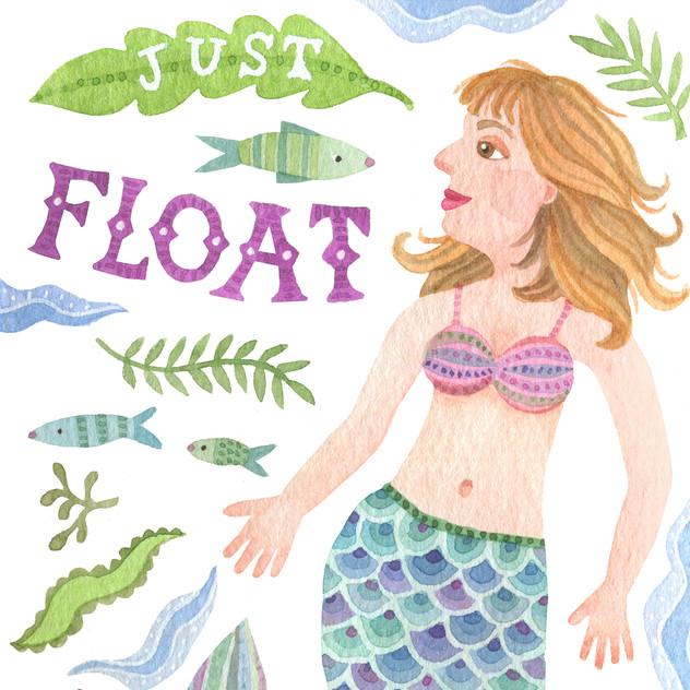 Float Mermaid