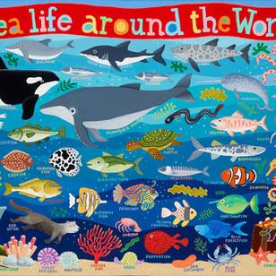 Sea Life Puzzle