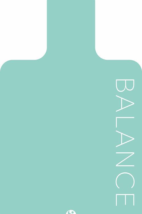 Pilates Mat - Turquoise BALANCE
