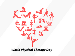 It's World Physical Therapy Day!