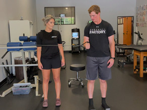 Cody Johnson, DPT talks about rotator cuff injuries and physical therapy.