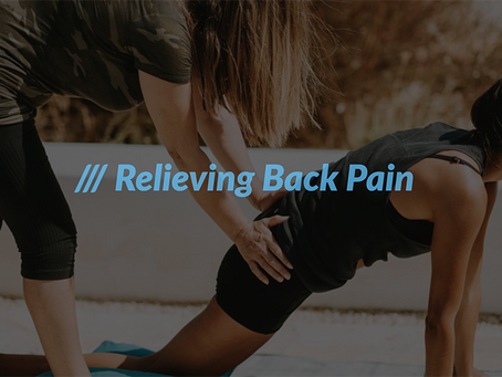 Athletic Advantage Physical Therapy for Back Pain