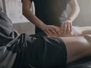 Healing ACL tears from sports activities