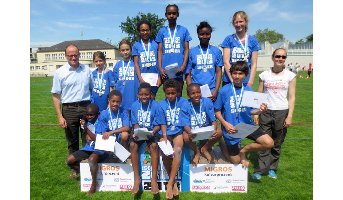 Sieger Einzellauf 2013