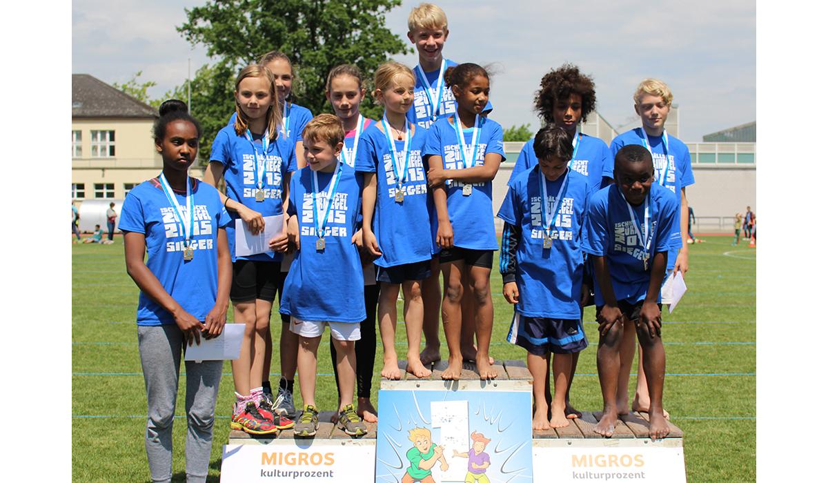 Sieger Einzellauf 2015