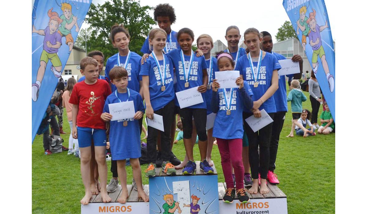 Sieger Einzellauf 2016