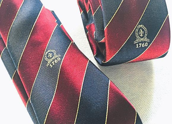 Cravate Club anniversaire 260 ans du Cercle