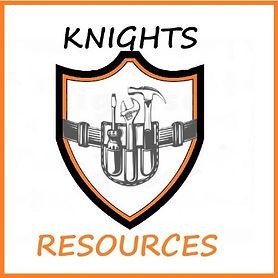 Knights Resources Handyman logo