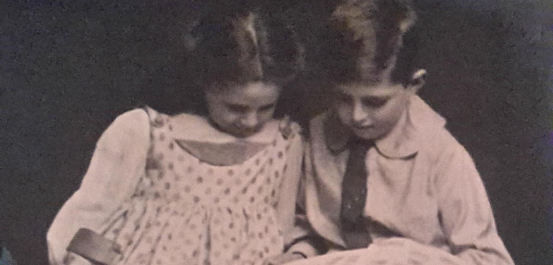 Jane and Grandad