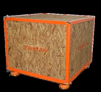 Speedy Crate Economy