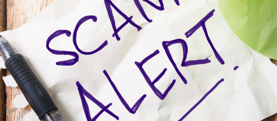Scams: What's Old is New Again
