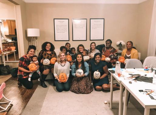 Planners & Pumpkins Workshop