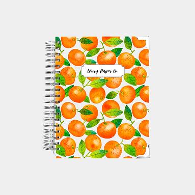 Mandarin | Undated Ivory Paper Co Planner