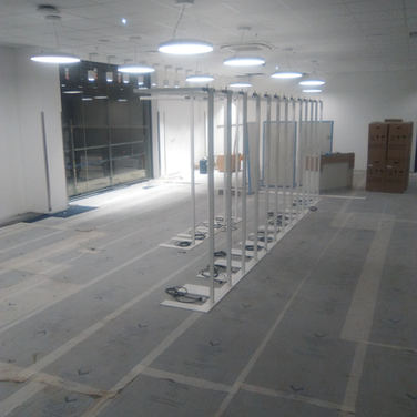Commercial office refurb