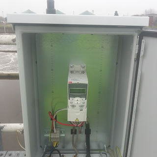 VSD for energy efficiency