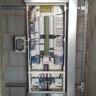 Commercial DB inside