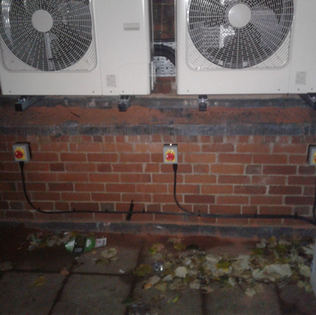 AC spur units