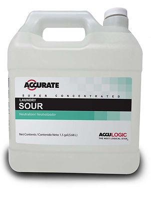 Acculogic Laundry Sour