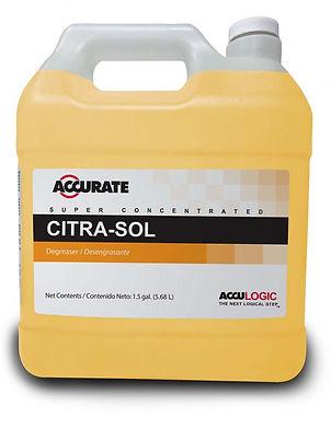 Acculogic Citra-Sol