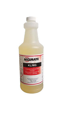 Kling Foaming Oven and Grill Cleaner