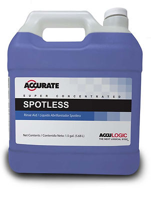 Acculogic Spotless