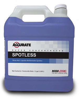Acculogic Spotless
