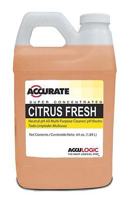 Acculogic Citrus Fresh