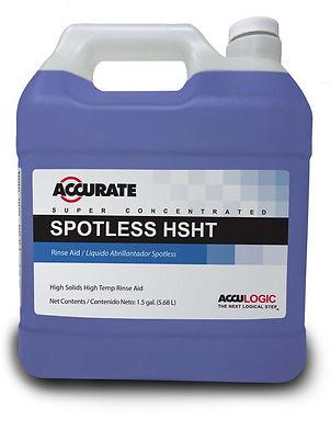 Acculogic Spotless HSHT / HSLT
