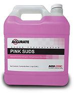Acculogic Pink Suds