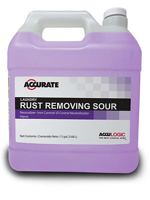 Acculogic Laundry Rust Removing Sour