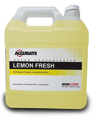 Acculogic Lemon Fresh
