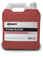 Acculogic Foam Blend