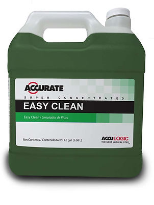 Acculogic Easy Clean