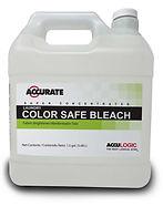 Acculogic Color Safe Bleach