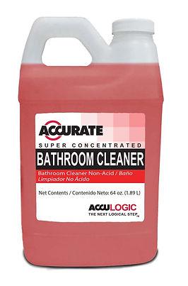 Acculogic Bathroom Cleaner