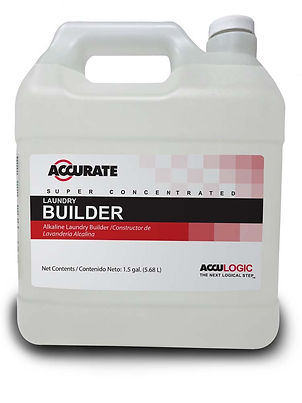 Acculogic Laundry Builder