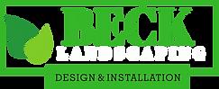 BECK Landscaping Logo.png