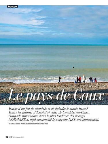 L'EXPRESS STYLES Le Pays de Caux