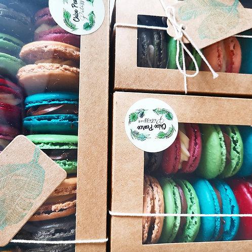 Macaron Variety Box (12)