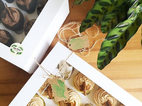 Treat cupcakes (12)