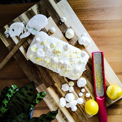 Lemon Drizzle Loaf (Serves 8)