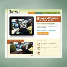 Naiku Marketing Site and Web Application