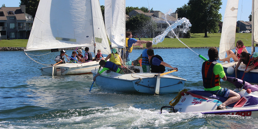 Jr Sail Camp Rollover (ages 8-12)