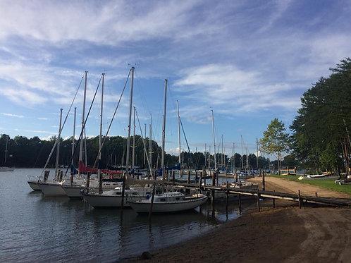 Boat Slip Yearly fee