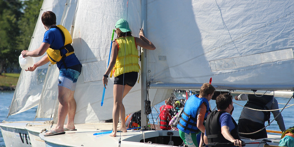 Women's Sail Camp  (Postponed---- Stay tuned for updates)