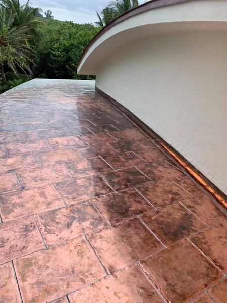 Copper Roof Tiles