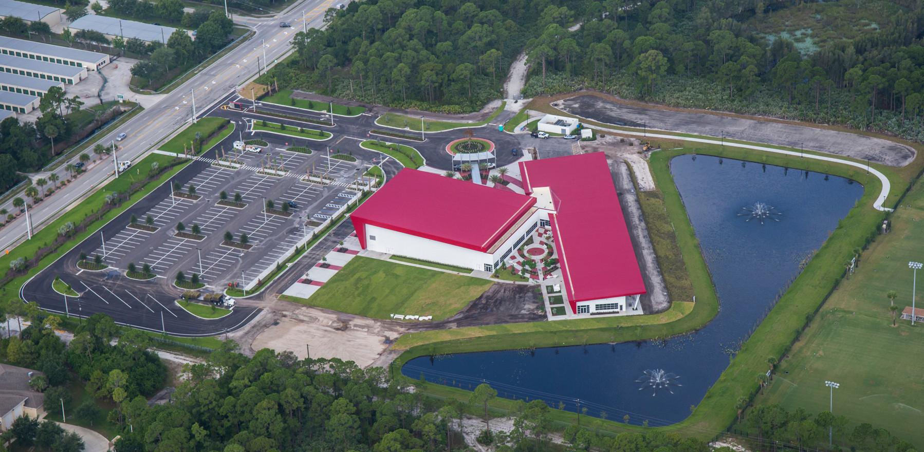 IRC Intergenerational Recreation Center